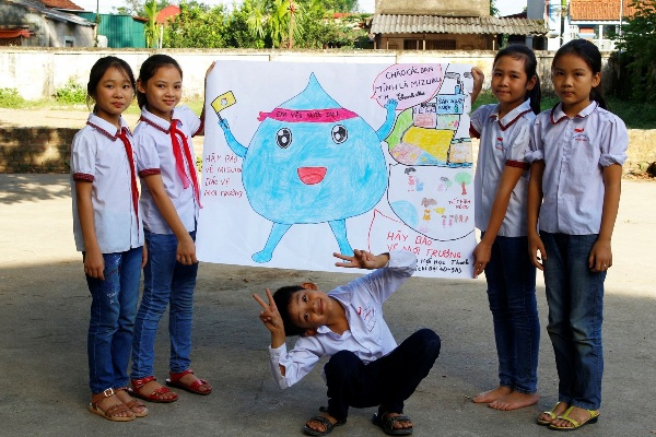 Pilot programme improves students awareness on water conservation