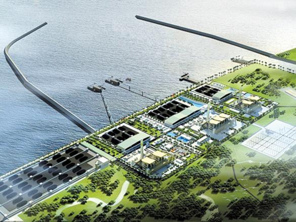 Malaysian company agrees to build Tra Vinh power plant