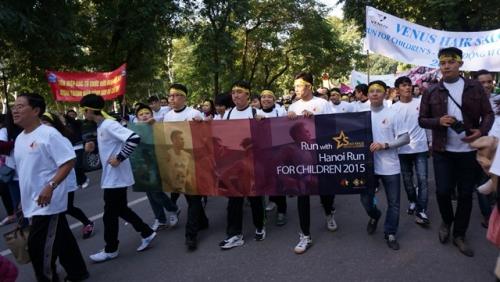 Ha Noi Run for Children raises funds