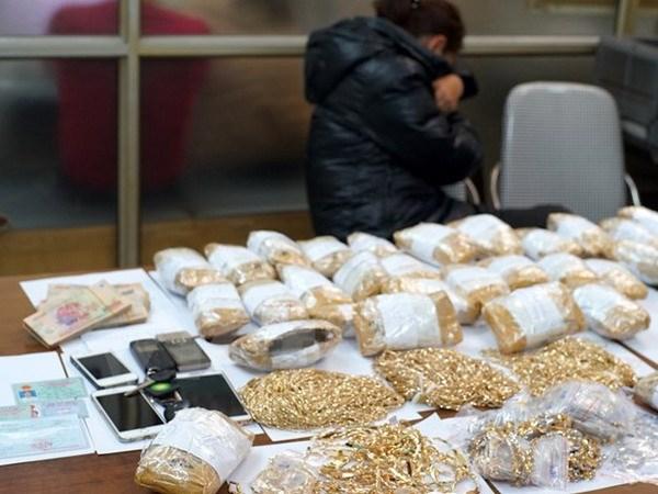 Police arrest illegal gold traders