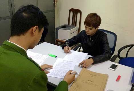 Ha Noi police identify creators of illegal websites