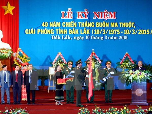 Buon Ma Thuot fetes historic 1975 victory