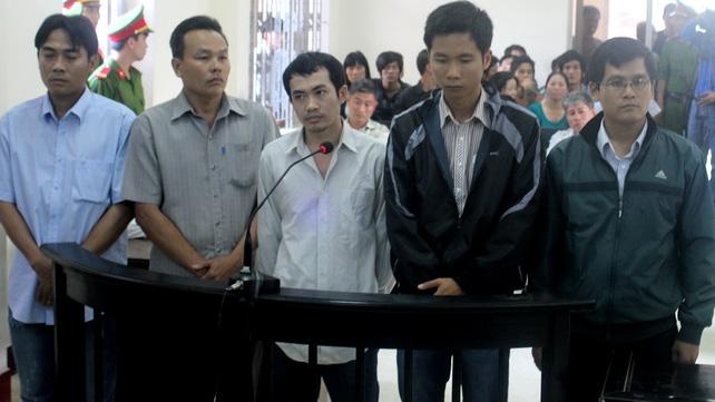 Former policemen jailed for brutality