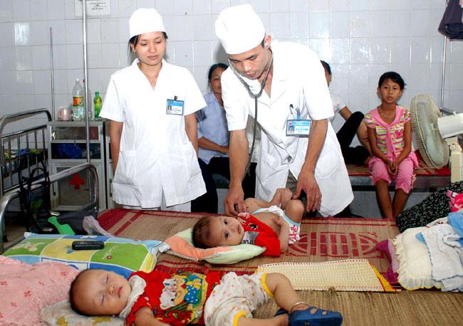 Phu Tho to finance doctors doctorates