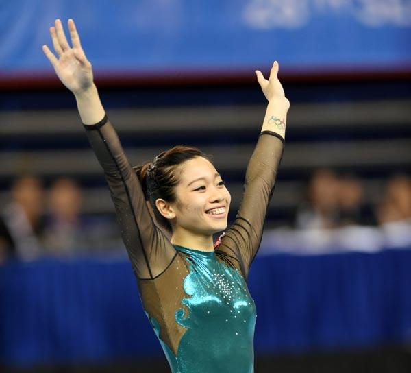 Thanh dreams of gold in Japan at senior gymnastics championships