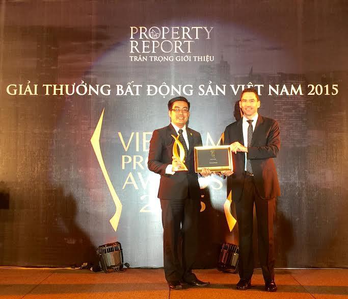 Awards bestowed on top firms