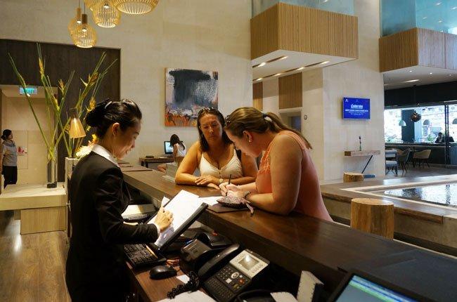 Tourism decline hits City hotel market