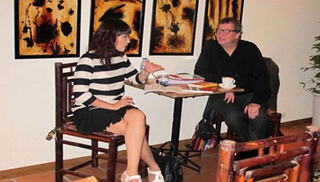 Viet Nam inspires Dutch poet