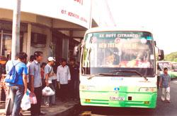 City promotes public transport