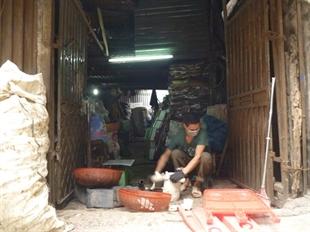 Scrap villages might explode in Hà Nội