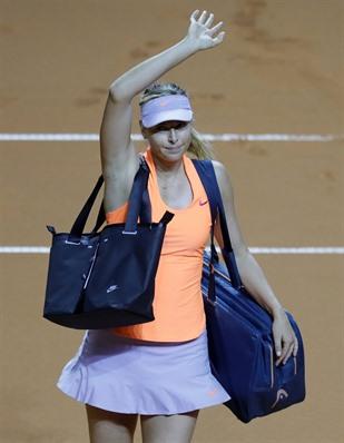 Happy Sharapova hunts more tests on doping comeback