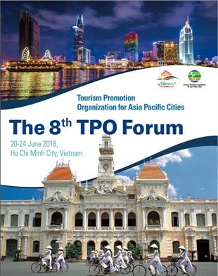 HCM City to host smart-tourism TPO Forum