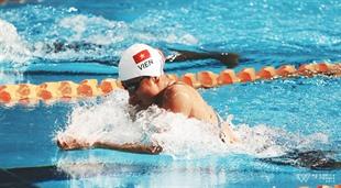 Viên aims to make a splash at ASIAD