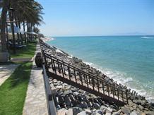 Erosion damages Hội An beach