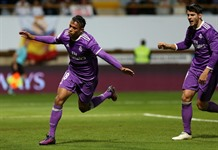Real Madrid run riot in 7-1 Spanish cup romp