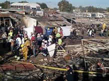 At least 29 dead 70 hurt in Mexico fireworks market blast