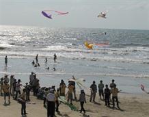 Annual kite fest takes wing in Vũng Tàu