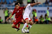 Việt Nam beat Syria 2-0 in friendly