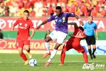 Thanh Hóa Quảng Nam tie 4-4