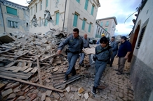 At least 18 dead as Italy hit by powerful quake
