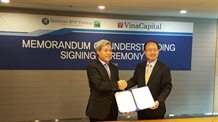 VinaCapital ties up with Shinhan