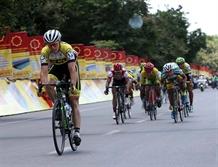 Koop wins stage Cường top VTV race