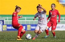 Phong Phú Hà Nam beat Thái Nguyên at national football event