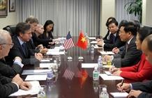 Việt Nam US increase dialogue at all levels