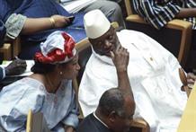Gambias president declares state of emergency