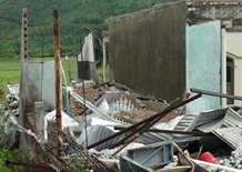 Typhoon victims to get more aid