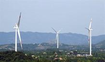 Wind plant in Quảng Trị starts generating power