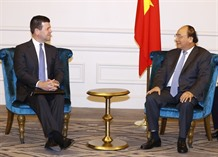 PM supports Nasdaqs co-operation with Vietnamese firms
