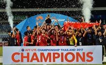 Việt Nam bring home AFF U15 championship trophy