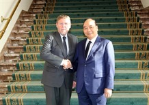 Belgian lower house backs expanded ties with Việt Nam