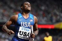 Coleman breaks 60m indoor world record