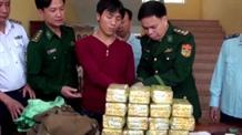 Illegal methamphetamine trafficking prevented