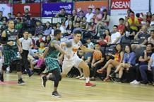 Saigon Heat beat Westports Malaysia Dragons at ABL