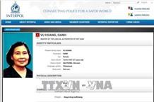 Drug trafficker on international warrant