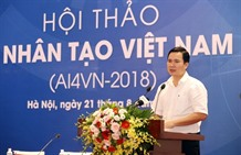 VN Government committed to push AI development