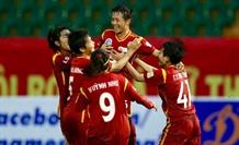 HCM City 1 beat Phong Phú Hà Nam in national football champs