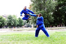 Việt Nams vovinam takes on the world