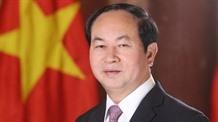 President Quang dies at 62