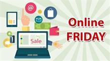 Online Friday set for huge sales