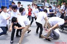 School violence symptom of a deeper malaise