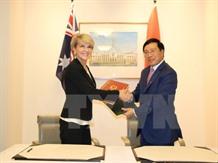 VN a key Asia-Pacific partner: Australian FM
