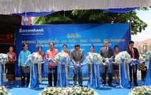 Sacombank Laos opens new Champasak branch