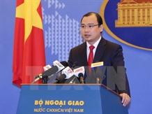Việt Nam urges responsible behaviour in East Sea