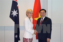 Việt Nam Australia to reinforce multifaceted ties