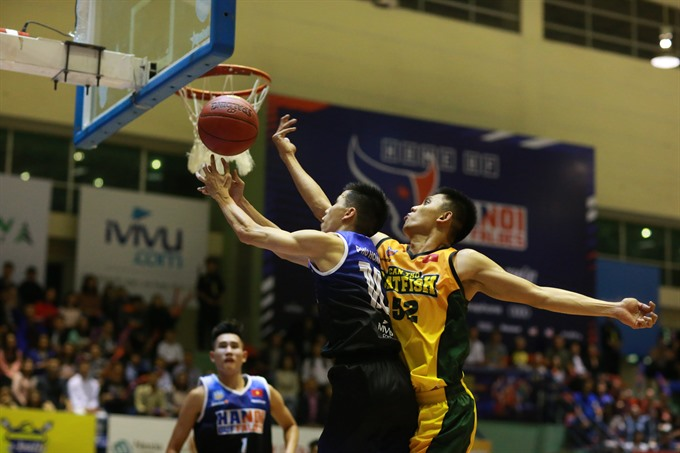 VBA: Cantho Catfish beat Hanoi Buffaloes