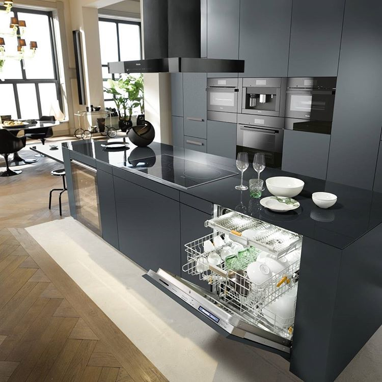 Miele – Premium German household appliances grand opening